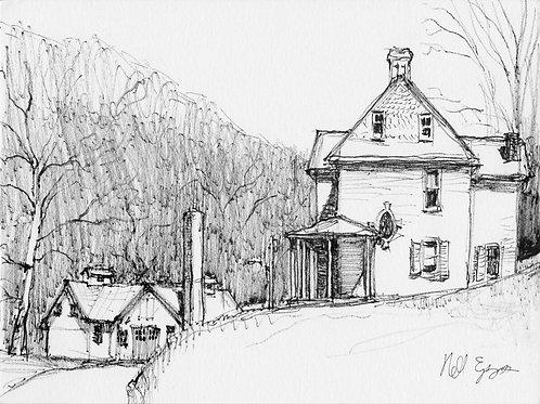 Gunpowder Park House