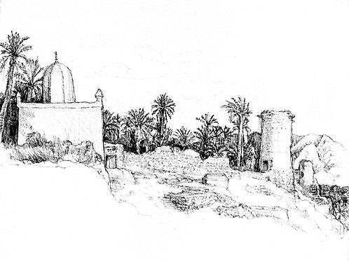 Figuig Tombs