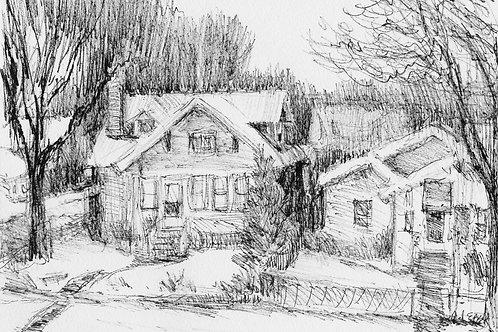 Sargent Winter Corner