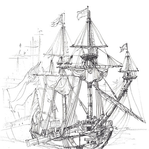 Dutch Ship