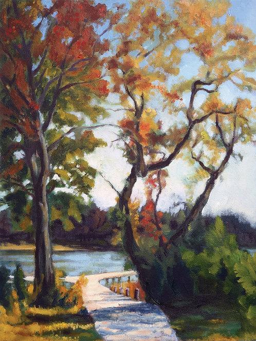 Easton River