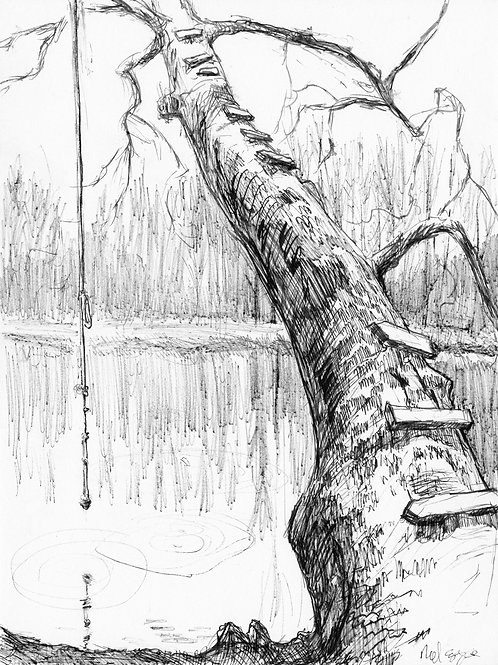 Patapsco Tree Swing