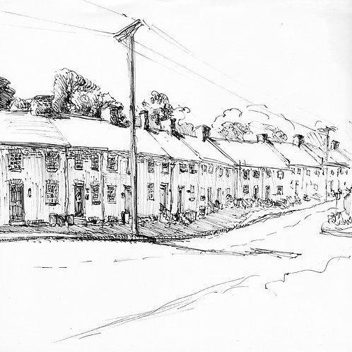Oella Rowhouses