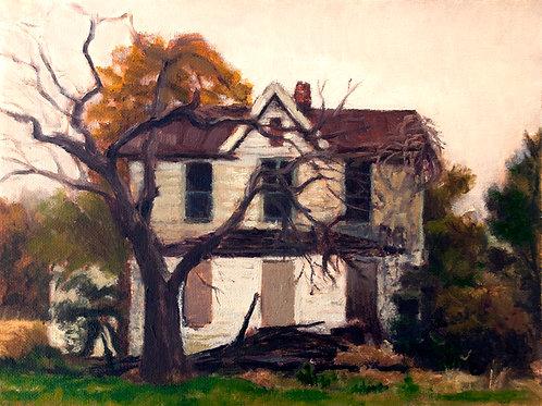 Chesapeake Abandoned House