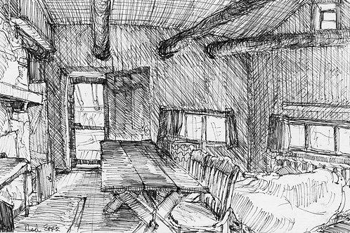 In the Cabin