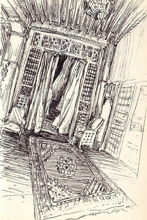 Riyad Entry