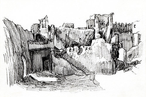 Ifri Ruins