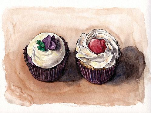 Jelly Cupcakes