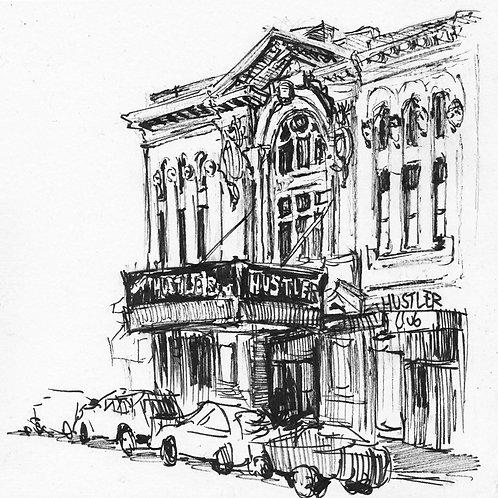 Hustler Theater