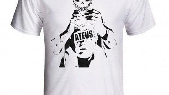 Camiseta Ateus