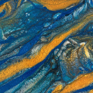 NEW!  Sea of Gold  68-13