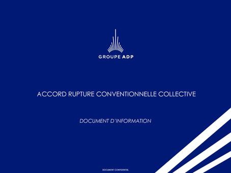 Présentation Groupe ADP