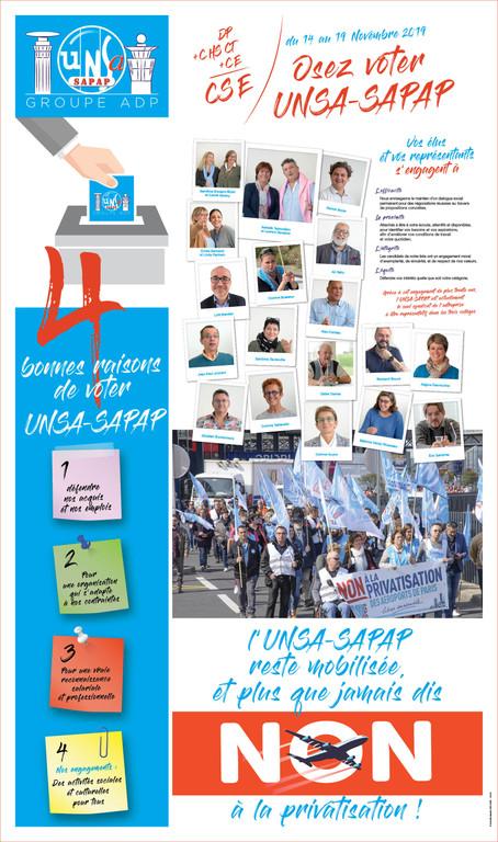 AFFICHE Campagne CSE 2019