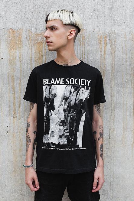 Camiseta Blame Society