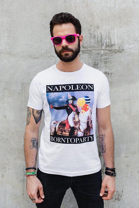 Camiseta Napoleon BornToParty