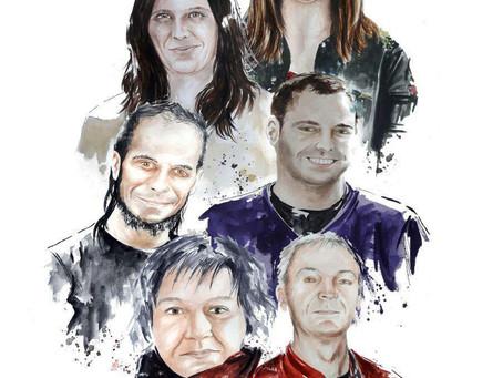Unidas Podemos Otra Parla es Posible sumamos la colaboración del artista local Edson Ferrage