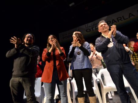 Otra Parla es Posible presenta la candidatura a las próximas elecciones municipales en Parla