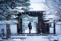 京都旅 冬