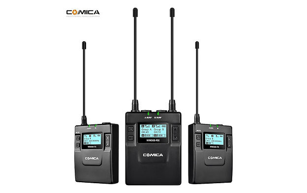 Comica Wireless