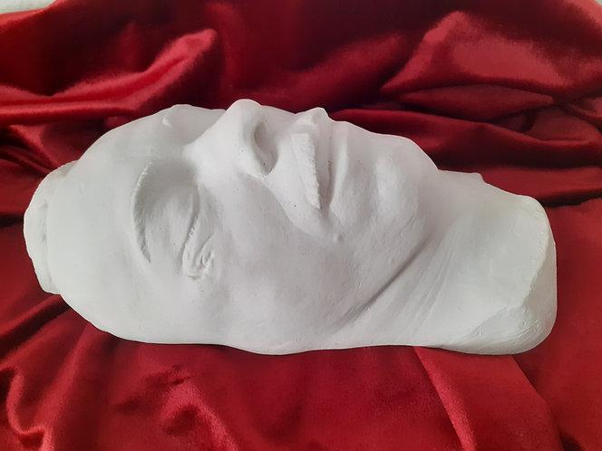 Masque mortuaire de John Dillinger