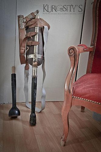 Prothèse de Jambe année 1920/1930