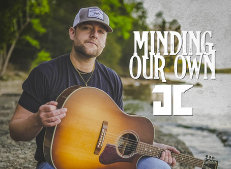 """UPSTAR. MUSIC EXCLUSIVE: Listen To Jody Chappell's New Single """"Minding Our Own"""" Before Release"""