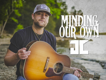 "UPSTAR. MUSIC EXCLUSIVE: Listen To Jody Chappell's New Single ""Minding Our Own"" Before Release"