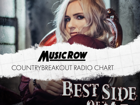 "Nash's ""Best Side of Me"" Making A Splash on Music Row Chart"