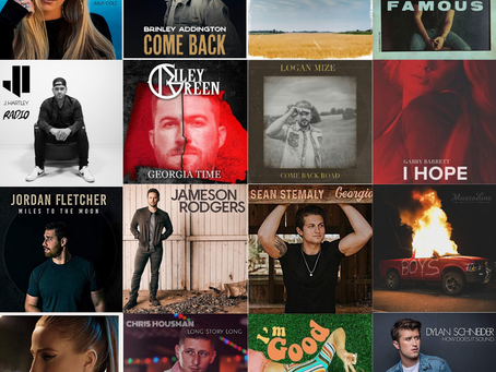 16 HEATERS FROM RISING COUNTRY ARTISTS YOU NEED TO KNOW