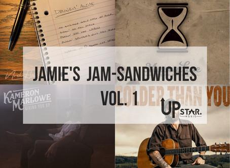 Jamie's Jam-Sandwiches Vol. 1