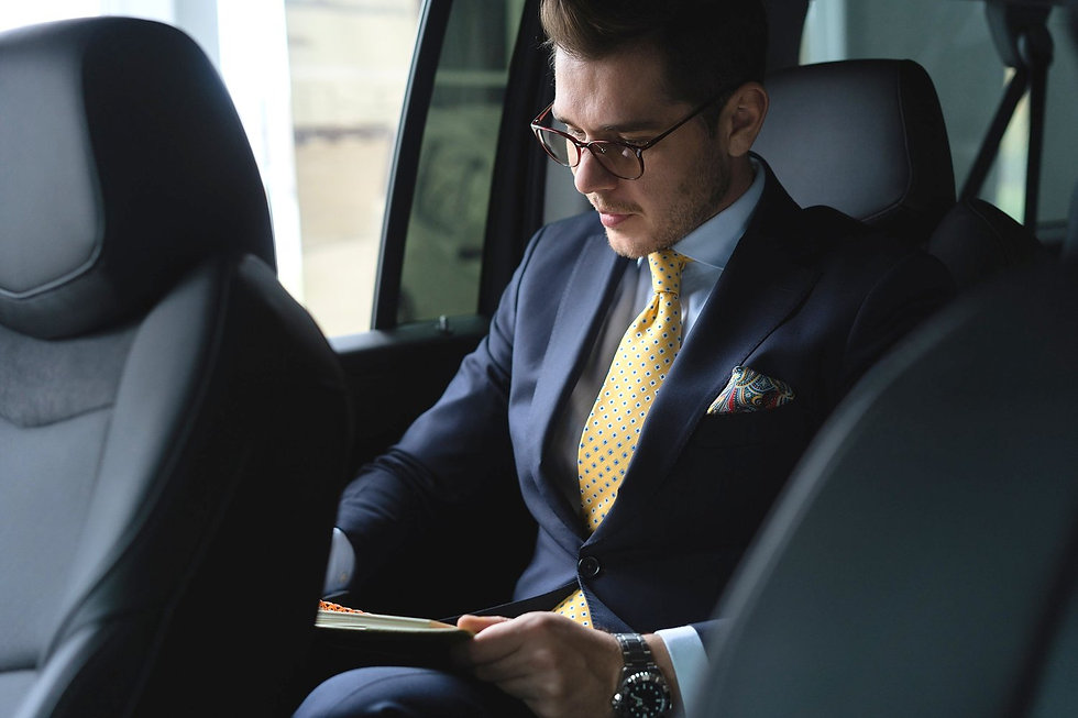 Blackwing Executive Chauffeurs
