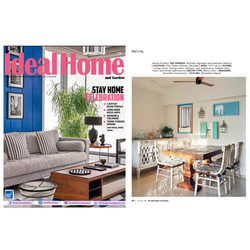 Ideal Home and Garden, January 2021