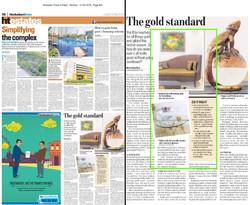 Hindustan times, October 2018
