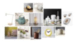 SAD Light Therapy Mood Board, Objects.jp