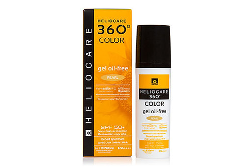 Heliocare 360 Color Gel Oil-free Beige SPF50 50 ml