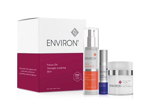 Focus on Younger-Looking Skin Kit FREE GIFT