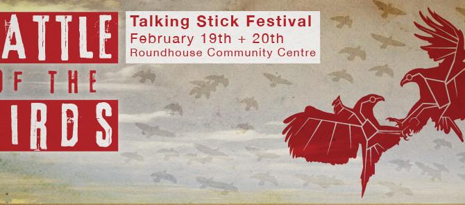 Battle Of The Birds @ Talking Stick 2016