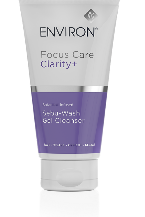 Focus Care Clarity+ Sebu-Wash Gel Cleanser