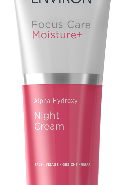 Focus Care Moisture+ Night Cream