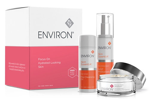 Focus on Hydrated-Looking Skin Kit FREE GIFT