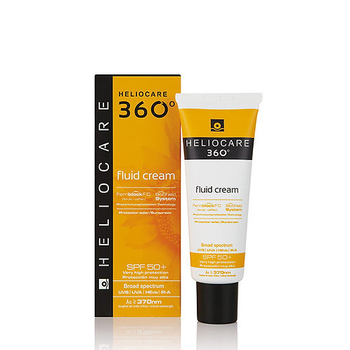 Heliocare 360 FLUID Cream SPF 50+ 50 ml