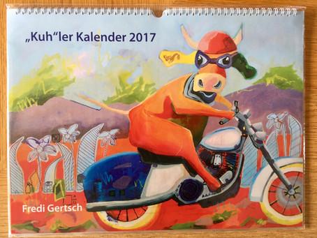 Kuhler Kalender 2017