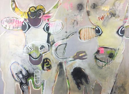 """New This Week"" on Saatchi Art"