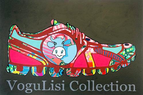 VoguLisi Collection Sportschuhe 70 x 100 x 3.5