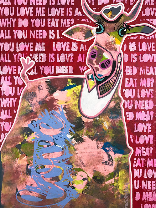 All you need 70 x 50 cm