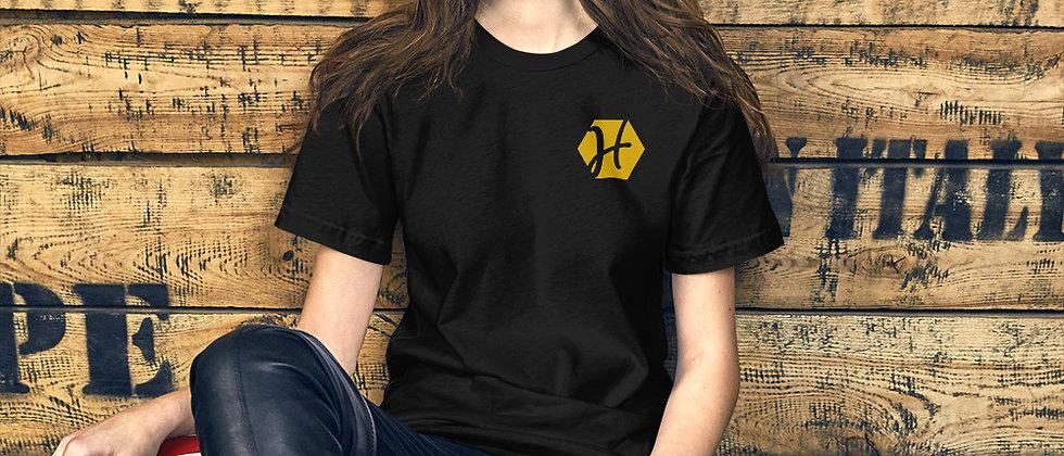 Handshake's Short-Sleeve Unisex T-Shirt