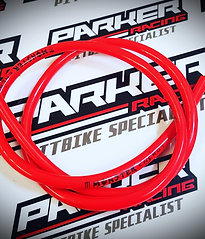 Red Fuel Pipe  (Monster Logo)