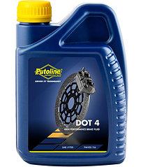Putoline DOT 4 Brake Fluid