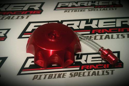 Pit Bike CNC Fuel Cap (Choice Of Colour)