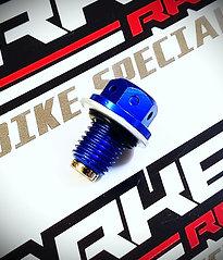 Pit Bike Supermoto Race Magnetic Sump Plug. (Choice Of Colours)